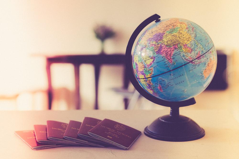 Planlos durch die Welt